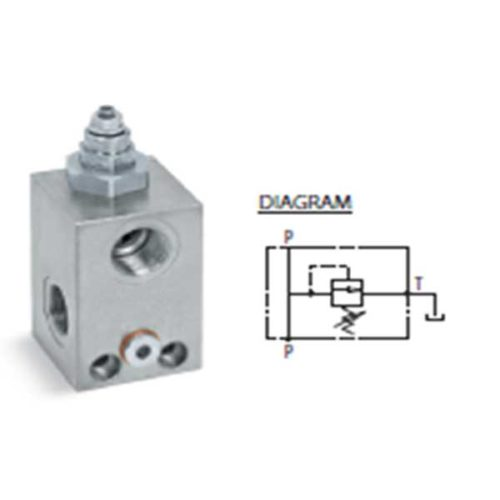 Differential Type Relief Valves