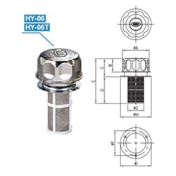 HY Filler Breather Filters