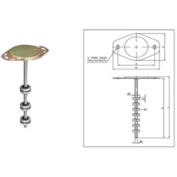 Reservoir Tank Flanges (FJ)